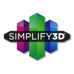 Simplify 3D řezací software pro 3D tiskárnu