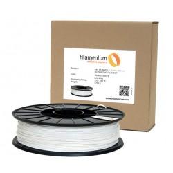 Fillamentum ABS EXTRAFILL Traffic White RAL9016 1,75mm 750g