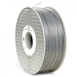 VERBATIM ABS Filament stříbrný 1,75mm 1kg