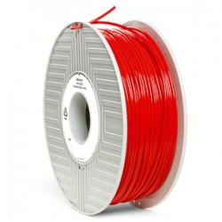 VERBATIM PLA Filament červený 1,75mm 1kg