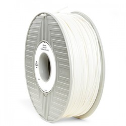VERBATIM Filament PLA 2,85mm weiss 1kg