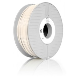 VERBATIM TPE PRIMALLOYÖ flexibilní / gumový bílý filament 2,85mm 500g