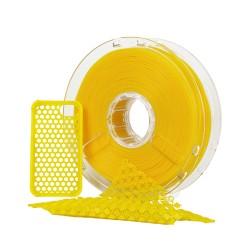 Polymaker PolyFlex filament žlutý 1,75mm 750g