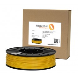 Fillamentum ABS EXTRAFILL Traffic Yellow RAL1023 2,85mm 750g