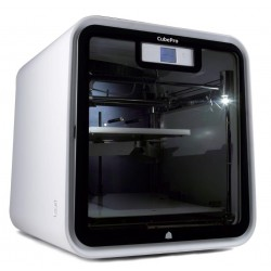 3D Systems CubePro s jedním Extruderem